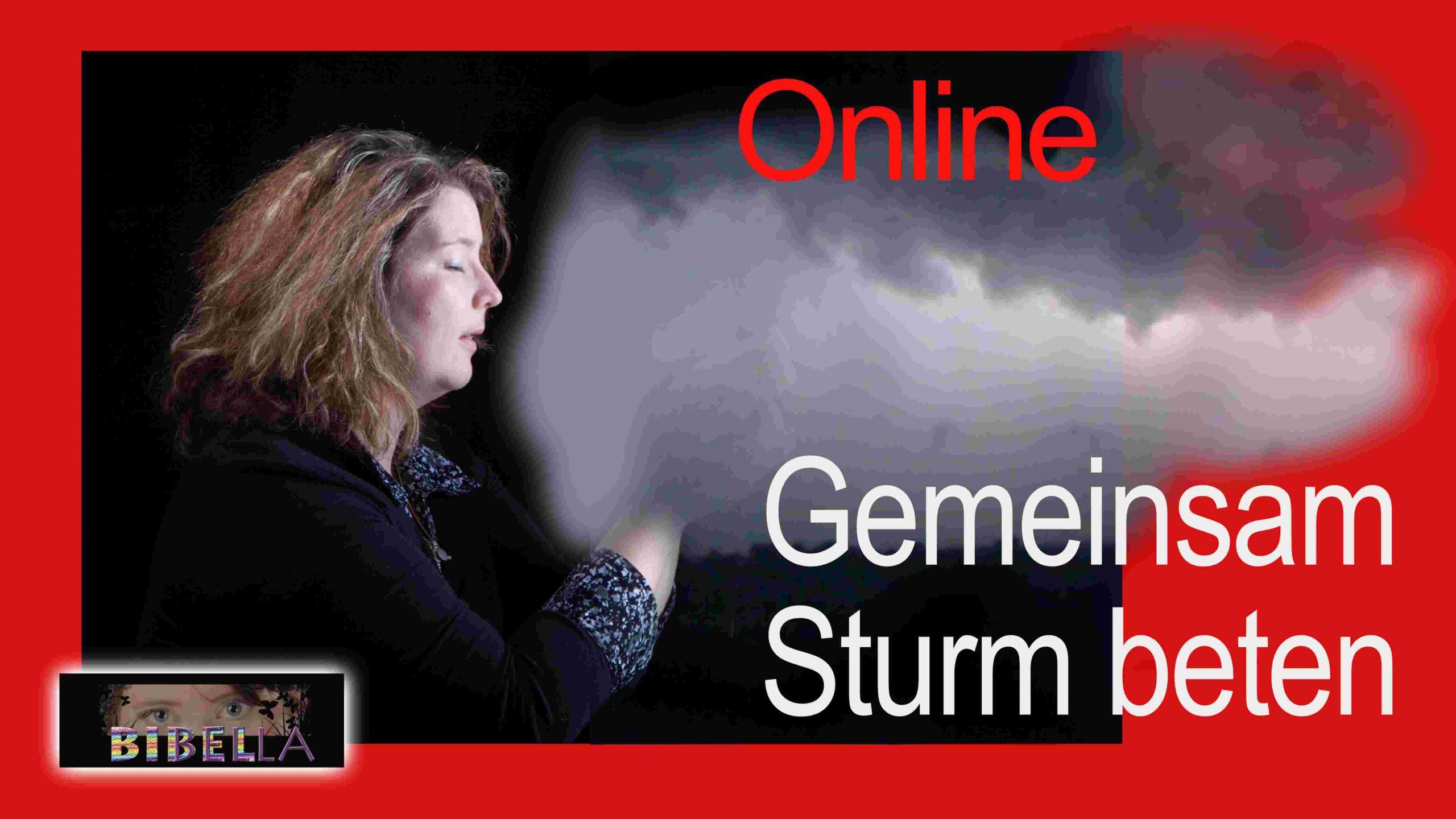 Gemeinsam Sturm beten